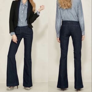 Current Elliot The Mid Rise Neat Trouser Jeans